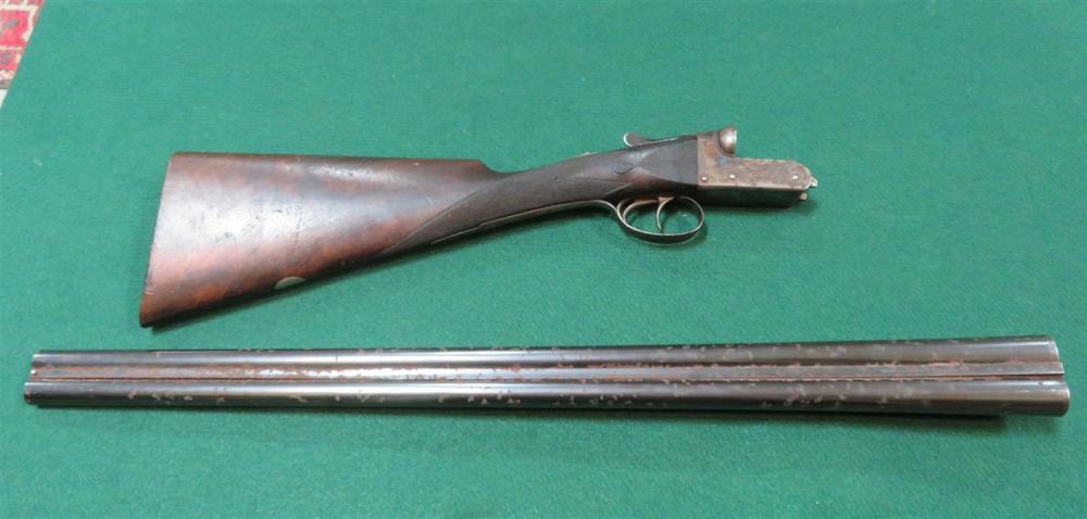 Pair Army Navy C.S.L. 20ga SxS sporting guns (2pcs) ***Federal Laws Apply***