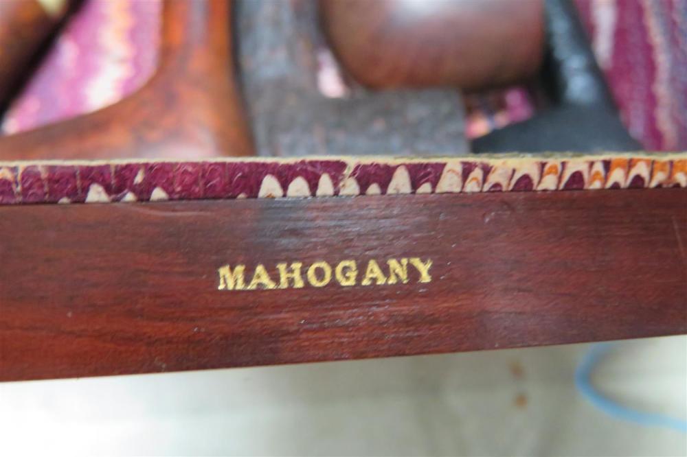 Tiffany & Co mahogany storage box