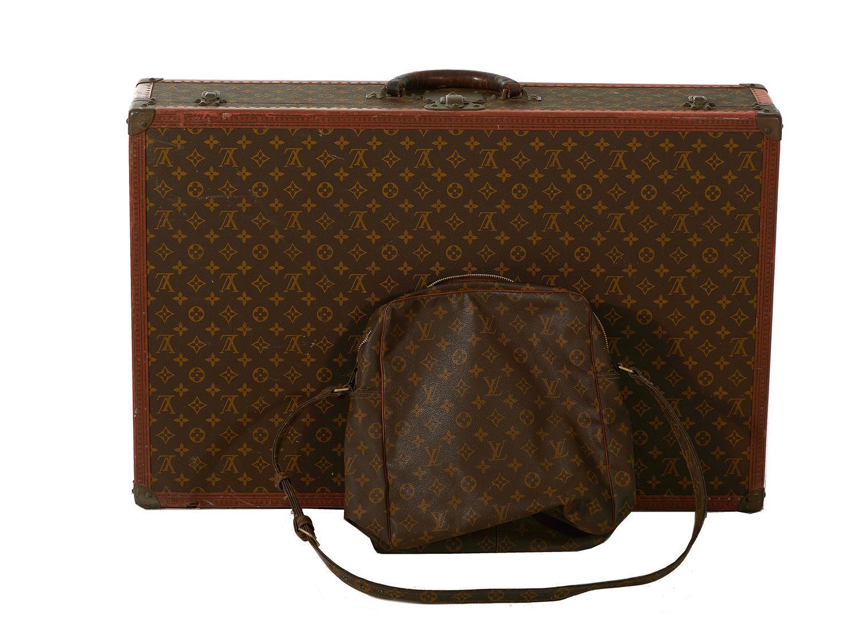 Louis Vuitton luggage (2pcs)