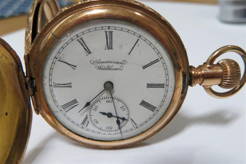 Longines Express Monarch pocket watch for Girard, Quebec