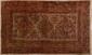 SAMARKANDE (Kotan), (SINKIANG) route de la soie, (Frontière entre la Chine et la Russie), Motif étoile, 240x150cm