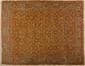 Ancien et fin TABRIZ DJAFFER (Perse). Fin 19ème siècle.. A décor dit