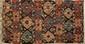 Rare et exceptionnel KILIM-KOUBA (Caucase), fin 19ème siècle.. Collection. A crabes stylisés géométriquement en polychromie.. 250x145