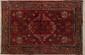 CHIRVAN KABRISTAN (Caucase), vers 1930. A décor géométrique. 147x103cm