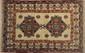 KARS (Turquie), à décor géométrique,178x120cm