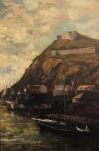 Frank Henry Shapleigh, The Citadel, Quebec, 1890