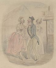 George Cruikshank, The Good-Natured Man