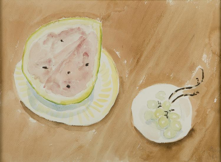 Sally Michel, Summer Fruit, 1984