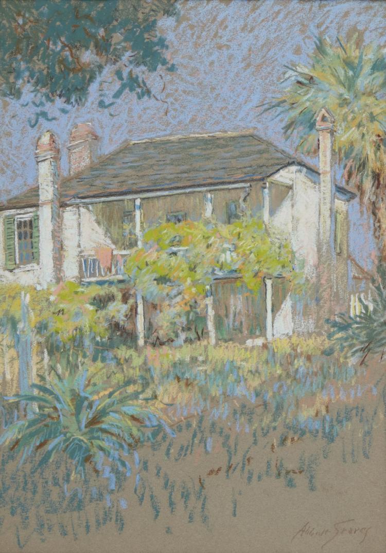 Abbott Fuller Graves, St. Augustine, Florida