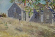 John Whorf, The Homestead (August), c.1945