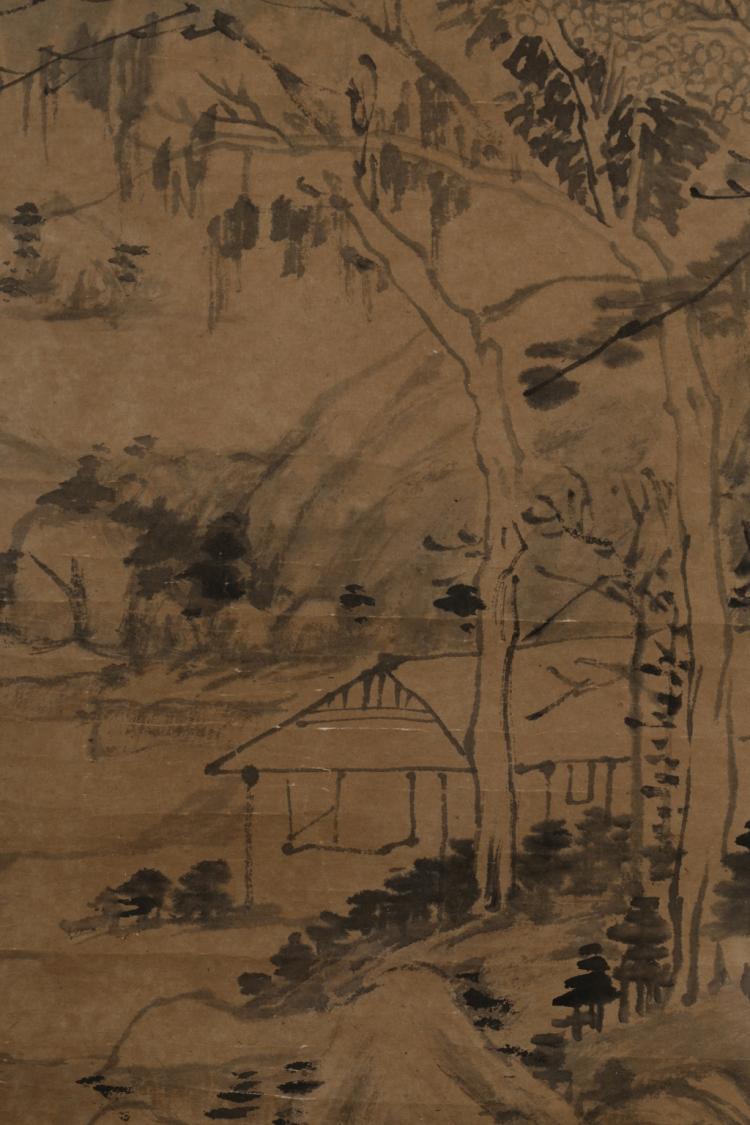 chinese art mountains - photo #47