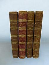 Familiar Wild Birds by W. Swaysland, volumes 1-4