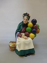 A Royal Doulton figure 'The Balloon Seller'