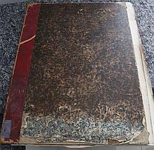GIRAULT DE PRANGEY, Joseph de (1804-92). [General title:]Monuments Arabes et Moresques de Cordoue, Seville et Grenade, Dessines et Mesures en 1832 et 1833.[Lithographed title or