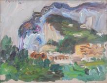 PAOLO RICCI (ITALIAN 1908-1986) ARR