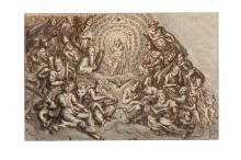 PIERRE PAUL SEVIN (TOURNON 1649 - 1710)