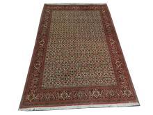 A fine Persian Bidjar carpet, West Iran, 3.05m x 2.05m, condition rating A.
