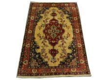 A Persian Bidjar rug, West Iran, 2.00m x 1.35m, condition rating A.