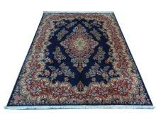 A Persian Kerman carpet, Central Iran, 4.00m x 3.10m, condition rating A/B.