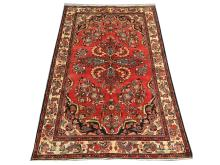 A Persian Borchalu rug, West Iran, 2.32m x 1.48m, condition rating A
