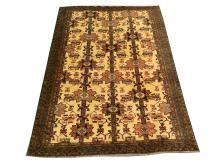 A Persian Ardebil carpet, North West Iran, 2.60m x 1.85m, condition rating A