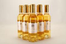 Seven bottles of 2012 Clos Dady Sauternes from Cháteau Les Ramparts, 375ml (13.5% ABV) (7).  *This Sauternes has been stored in professional conditions*