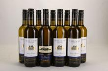 Eight 2013 Three Choirs 'Stone Brook' English regional wine, 75cl (11.5% ABV), and a zou of the same wine (screw top) (9).