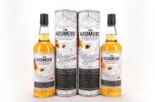 Two bottles of The Ardmore 'Legacy' Highland Single Malt Scotch Whisky, 70cl (40% ABV) (2).
