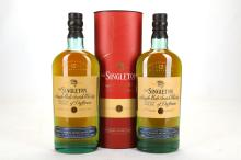 Two bottles of The Singleton 12 year old, Dufftown, Single Malt Scotch Whisky, 70cl (40% ABV) (2).