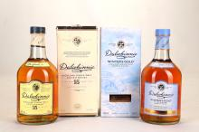 A Dalwhinnie 'Winter's Gold' Highland Scotch Single Malt Whisky, 70cl (43% ABV) and a Dalwhinnie 15 year old Highland Single Malt Scotch Whisky, 70cl (43% ABV) (2).