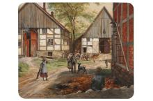 ERNEST ALBERT FISCHER-CÖRLIN (GERMAN 1853 - 1932)