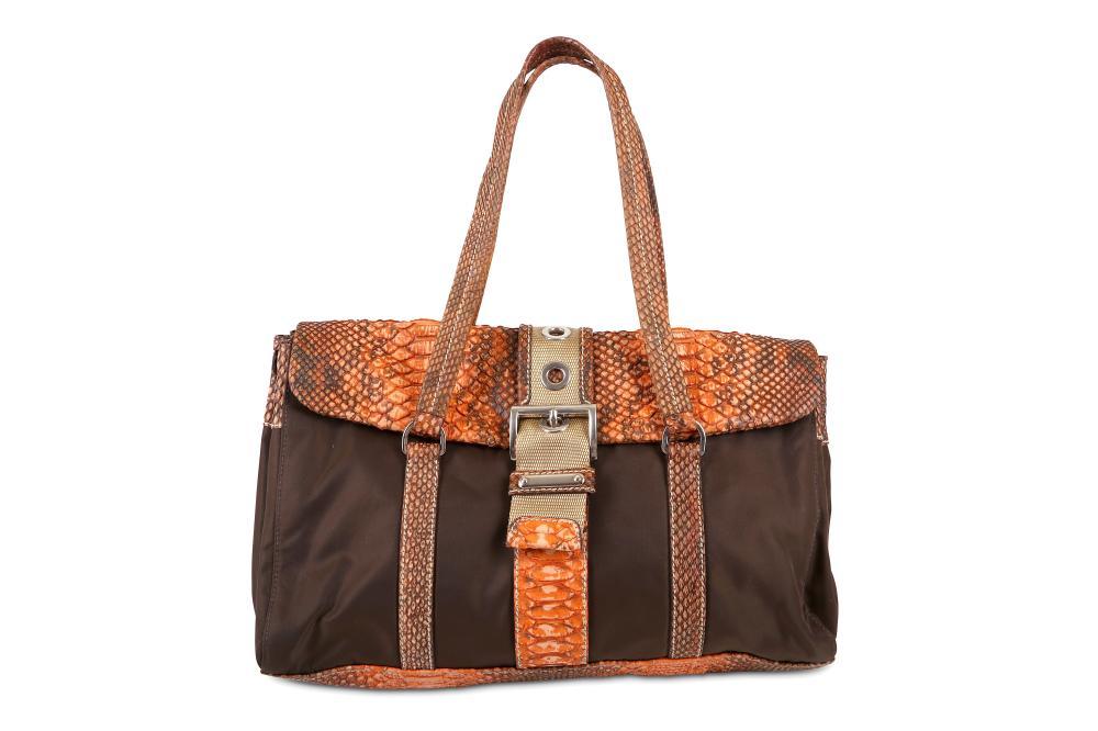 4a0dc2f6870a Prada Handbags & Purses for Sale at Online Auction | Buy Rare Prada ...