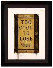HARLAND MILLER (BRITISH b.1964), 'TOO COOL TO LOSE', 2012, screenprint in colours, signed, dated and numbered from an edition of 50 in pencil, (80.5 x 63cm inc frame)