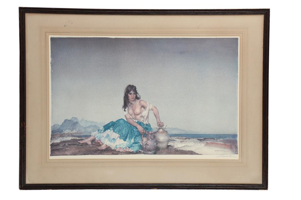 SIR WILLIAM RUSSELL FLINT, RA (BRITISH, 1880-1969)