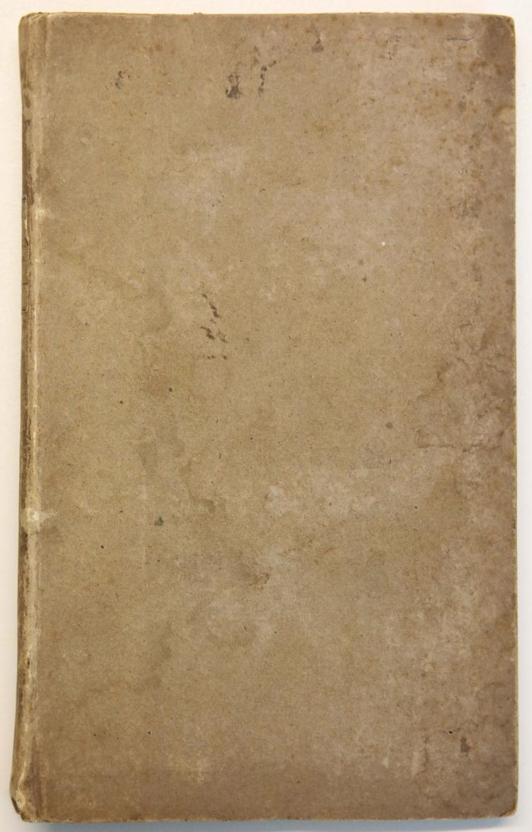[DODD, Stephen]. An Historical and Topographical Account of the Town of Woburn, its Abbey, and Vicinity; containing also a Concise Genealogy of the House of Russell, and Memoirs of the late Francis Duke of Bedford. Woburn: S. Dodd,1818. 8vo. Hand-coloured shield on title, 2 engraved plates (occasional light spotting). Contemporary grey boards (rubbed, lightly stained). Provenance: G. W. Platt (signature). There is an E. Platt in the list of subscribers.