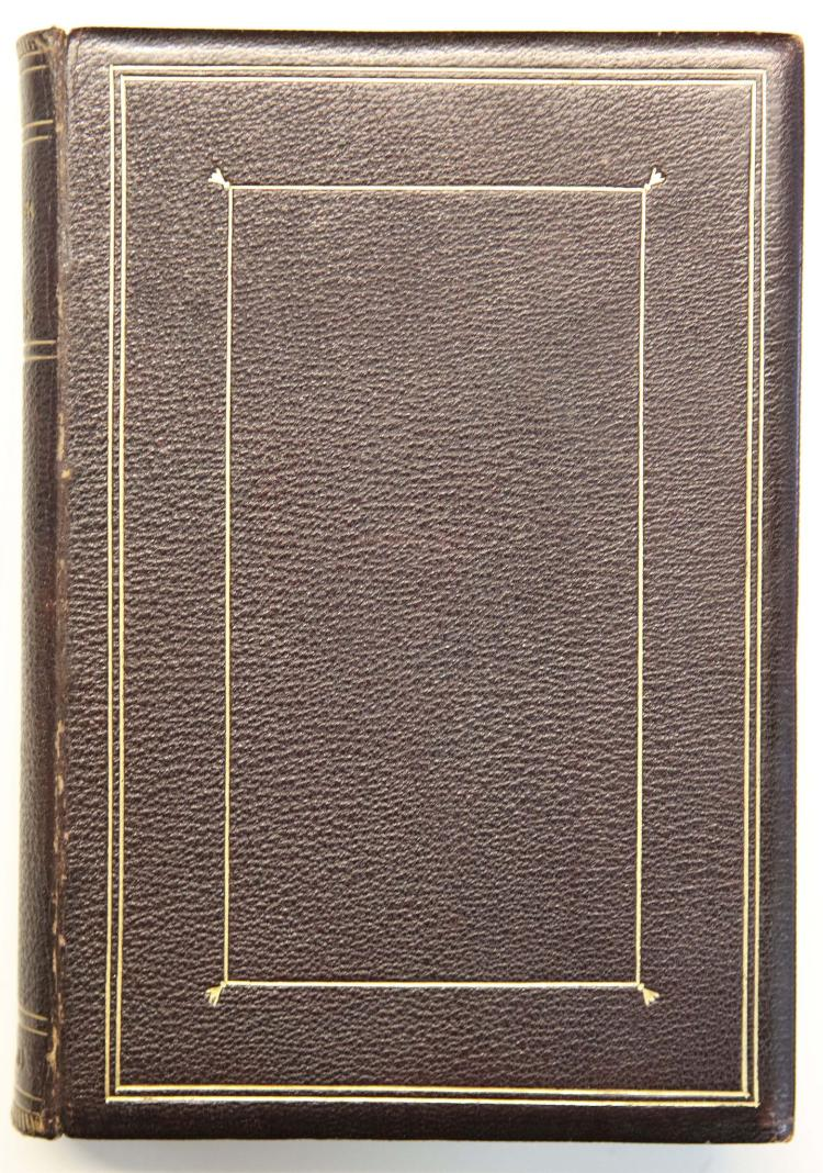 DICKENS, Charles (1812-70). Posthumous Papers of the Pickwick Club. London: Pitman Shorthand Library, [1880]. 8vo. Text in