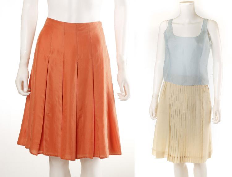 Silk Skirt Size