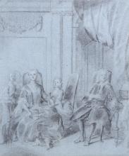 CIRCLE OF PHILIP VAN DIJK (AMSTERDAM 1683-1753 THE HAGUE)
