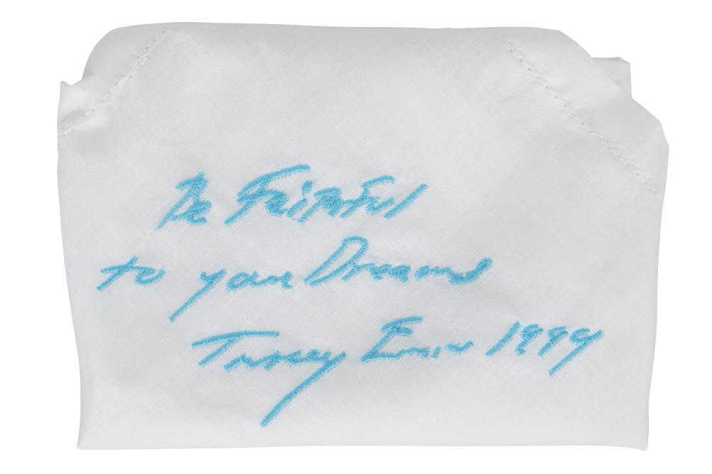 § TRACEY EMIN (BRITISH B. 1963)