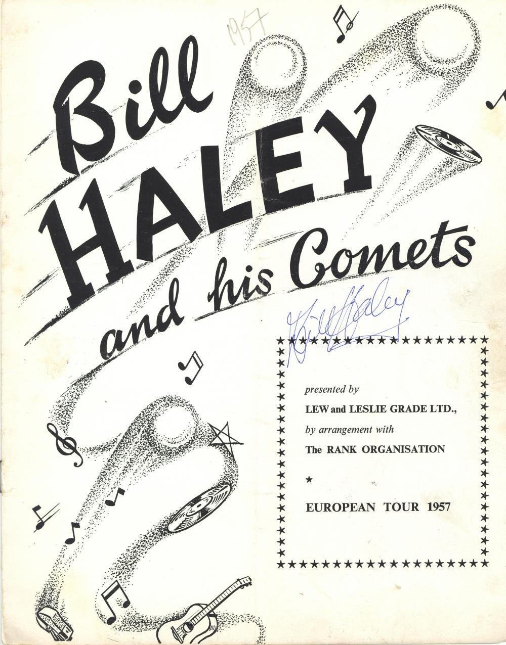 Haley (Bill)