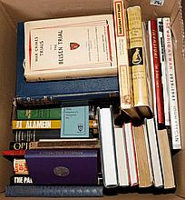 A large selection of military books covering World