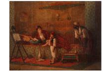 JAN BAPTISTE HUYSMANS (BELGIAN 1826–1906)