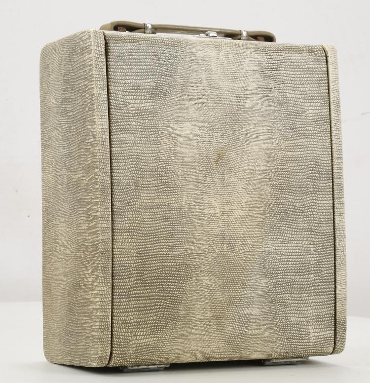 Portable Transistor Radio Carrying Case
