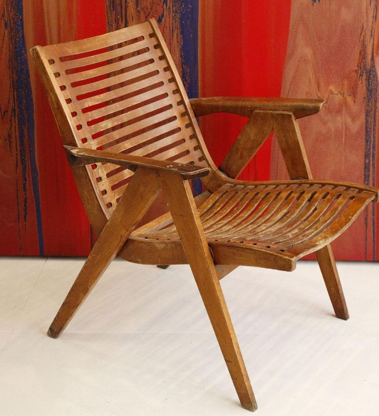 Prime A 1960S Bent Plywood Rex Lounge Chair Designed By Niko Kralj Theyellowbook Wood Chair Design Ideas Theyellowbookinfo