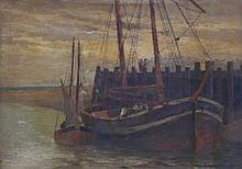Stanhope Alexander Forbes (British 1857-1947)/Fish