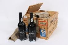 Vintage Port: Fonseca 1985, 12 bottles in original wooded case