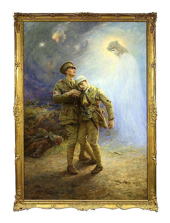 George Hillyard Swinstead 1915 THE WHITE COMRADE