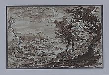 Gerald Ososki/Malcesine, Lake Garda/signed and