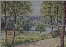 Gerald Ososki/Hampstead Heath, The Vale of Heath