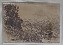 Gerald Ososki/Near Talsarnau, North Wales/signed